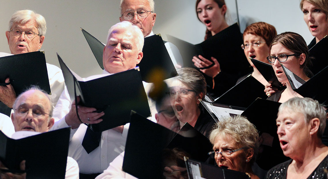 About The Ozarks Chorale