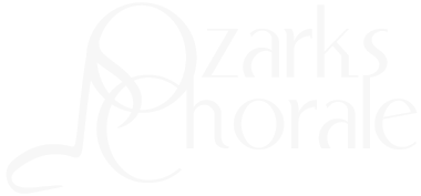 The Ozarks Chorale Footer Logo Trans