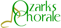 Ozarks Chorale Logo