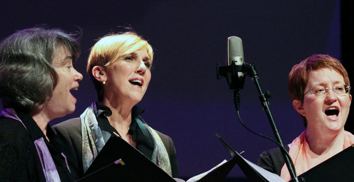 The Ozarks Chorale - Arkansas State Song Slide