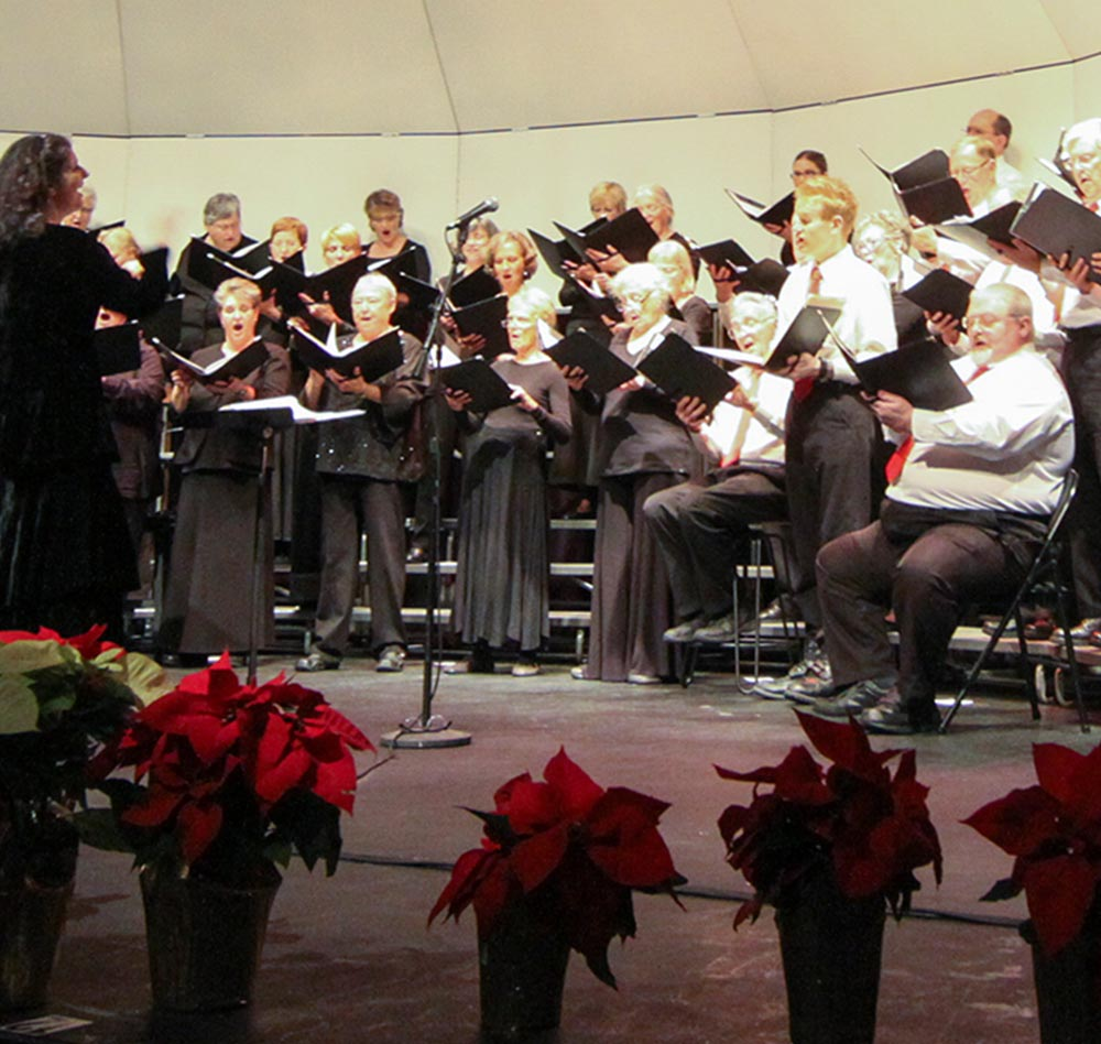 The Ozarks Chorale Holiday Concert 8 Dec 2018