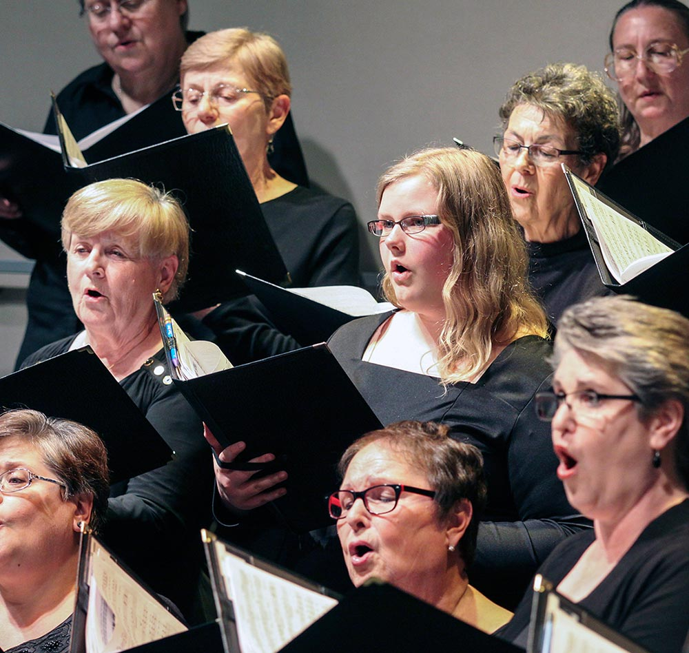 The Ozarks Chorale Spring Concert 11 May 2018